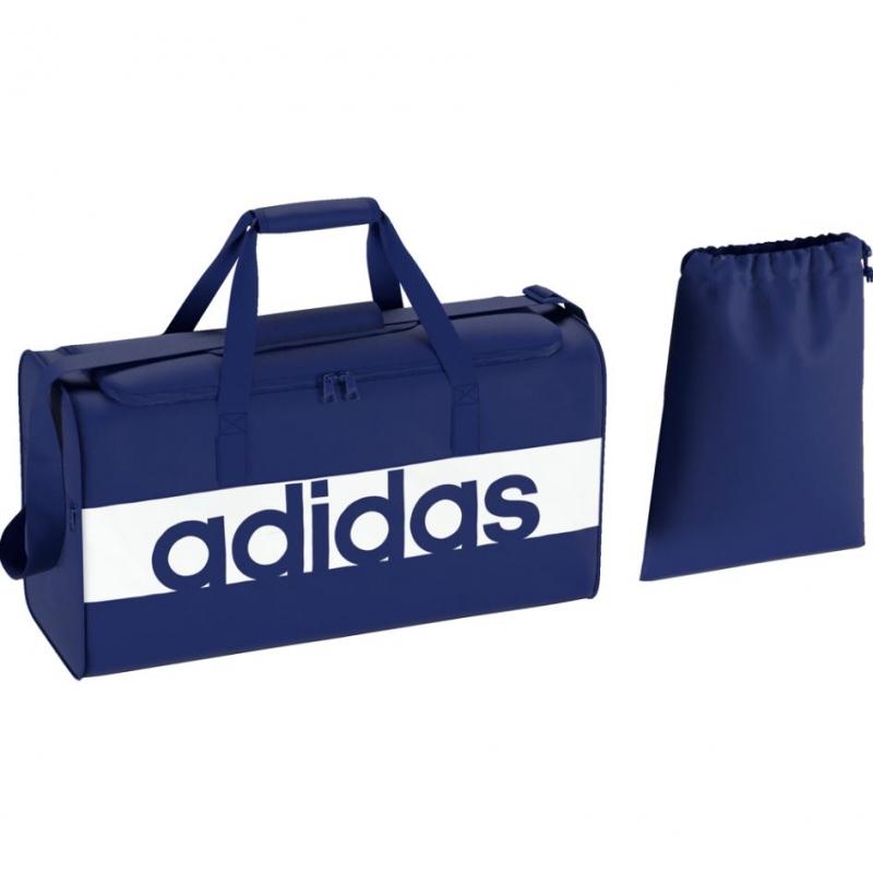 Blanca Bolsas Bolsa De Adidas M Deporte Oferta Azul pSULzjqMGV