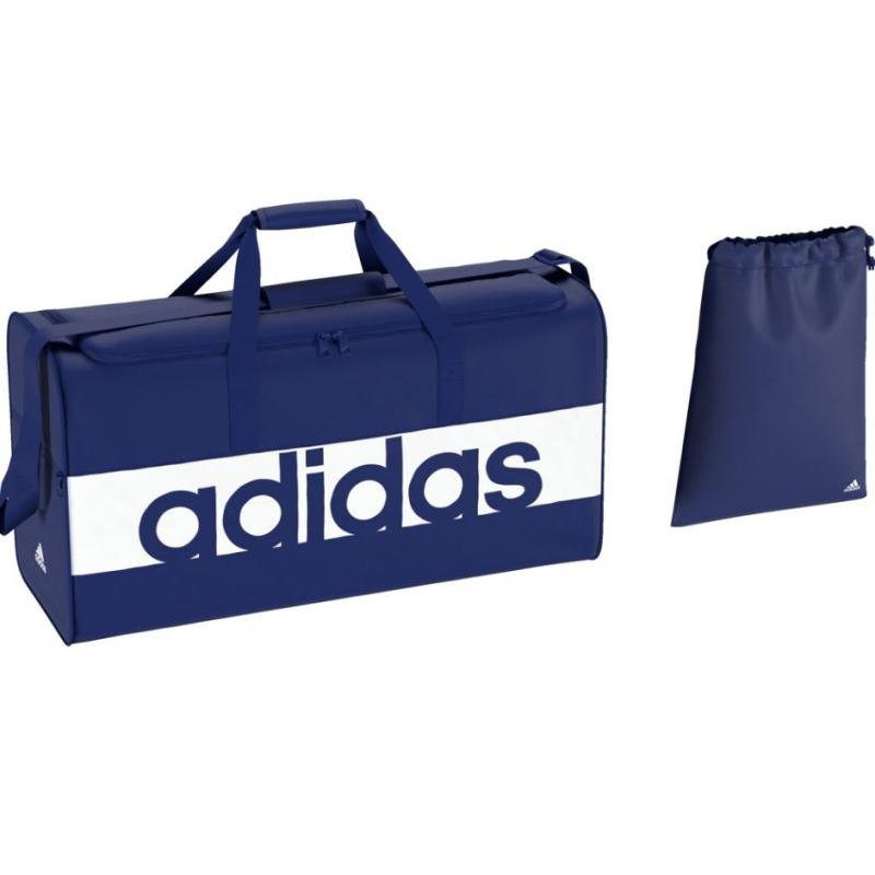 Martin Deporte Bolsa Adidas Esports Azul Blanco jLSMUqzpGV