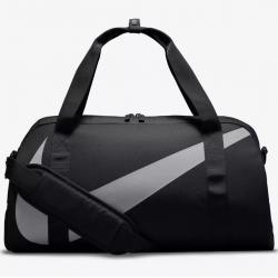 bolsa nike gym club black/wolf