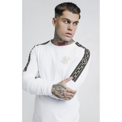 Camiseta SikSilk Cartel Sleeve