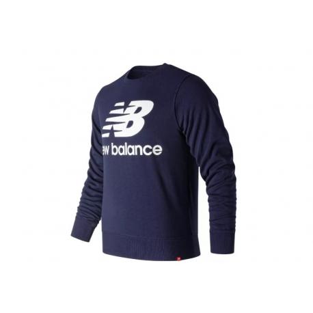 Sudadera New Balance Logo Crew