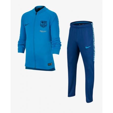Chándal Nike Niños FC Barcelona Dri-Fit