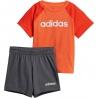 Conjunto Adidas Bebé Linear Summer