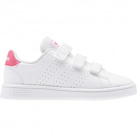 Zapatillas Adidas Niña Advantage C