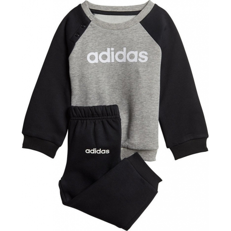 Chándal Adidas Bebé Linear Fleece Jogger