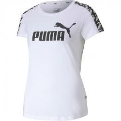 Camiseta Puma Mujer Amplified