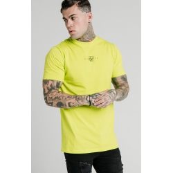Camiseta SikSilk Square Hem