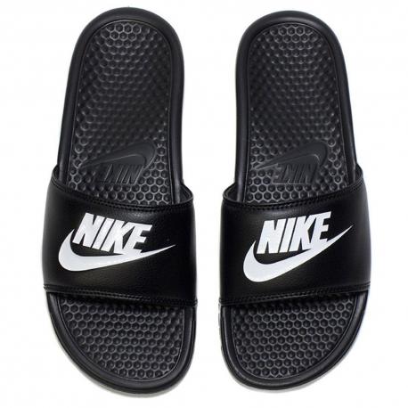 Chanclas Nike Benassi Jdi Hombre negro Esports Martin
