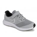 Zapatillas Nike Star Runner para Niño grises