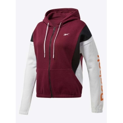 SUDADERA REEBOK TRAINING ESSENTIALS LOGO