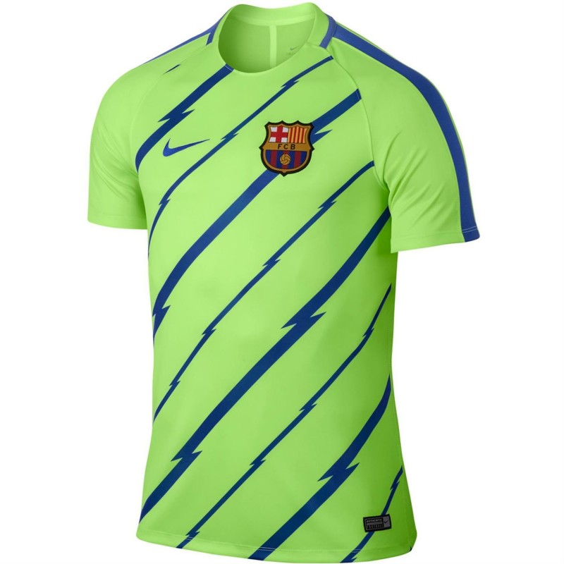 1f6f3d61ab CAMISETA NIKE FC BARCELONA ENTRENAMIENTO Oferta - Camisetas clubes ...