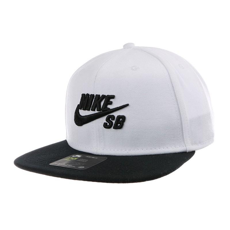 bcbf84ec8e22 Gorra Nike SB ICON Snapback color blanco- Esports Martin