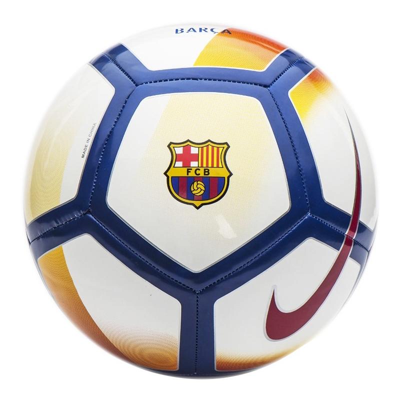 BALON DE FUTBOL NIKE PITCH FC BARCELONA Oferta - Balones Fútbol y ... b7504f7d369da